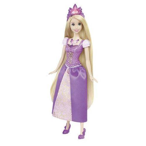 Mattel Świecące Klejnoty Księżniczek, Roszpunka BDJ22 - sprawdź w Mall.pl