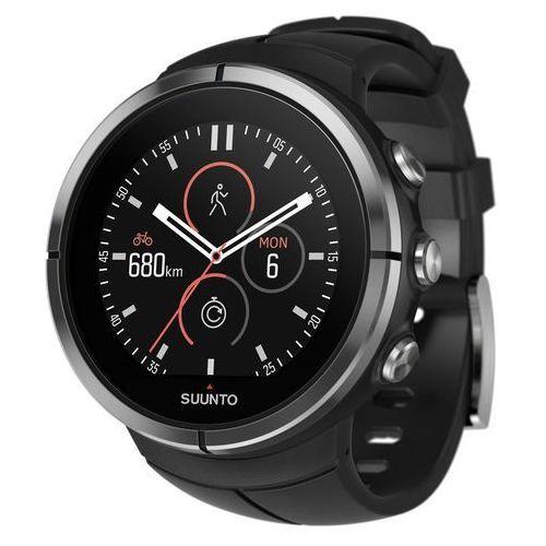 Suunto Spartan Ultra Black HR – zegarek multisportowy z GPS