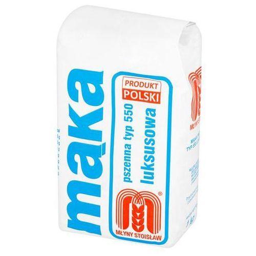 Mąka pszenna luksusowa Typ 550 1 kg (5900563000194)
