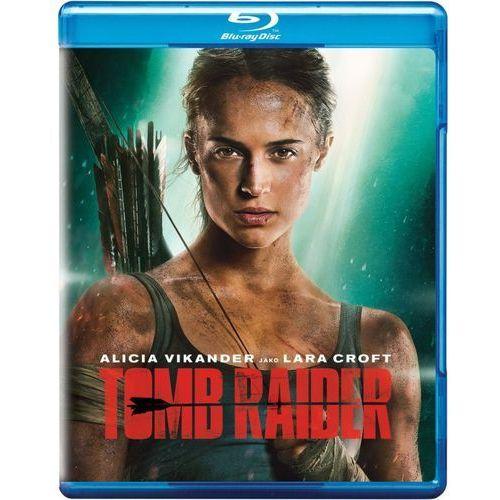 Tomb raider (bd) (płyta bluray) marki Roar uthaug