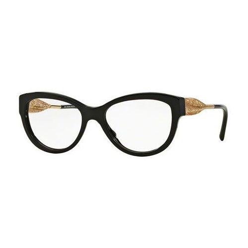 Okulary Korekcyjne Burberry BE2210 Gabardine Lace 3001