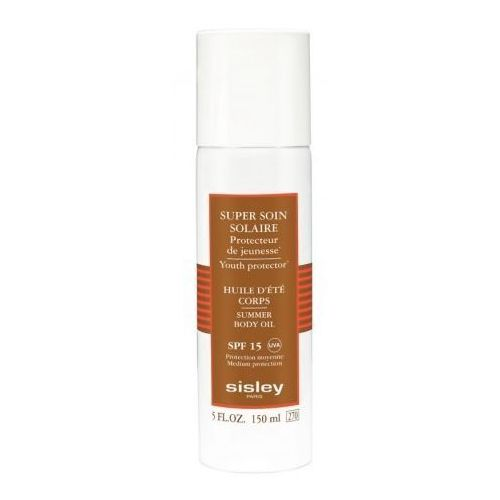 Sisley super soin solaire summer body oil spf15 150ml