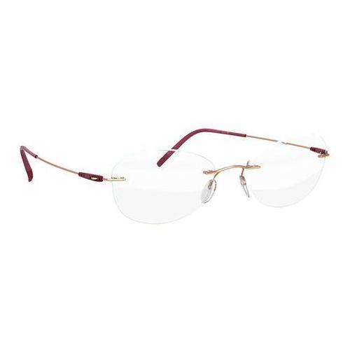 Okulary korekcyjne dynamics colorwave 5500 ba 3530 marki Silhouette