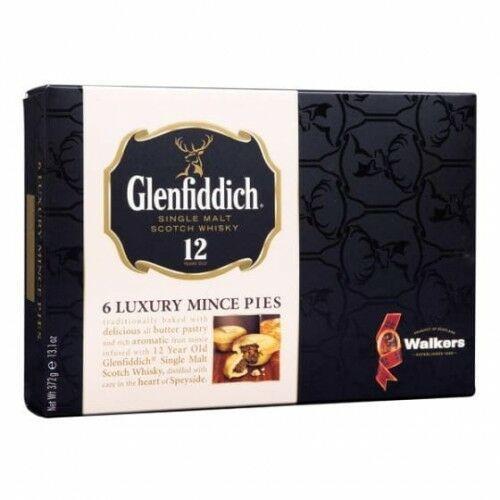 Bombonierka Glenfiddich 12 YO Walkers 372g, 5FAC-65133