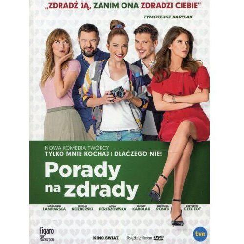 Porady na zdrady + KS (Płyta DVD), 91497204433DV (9860354)