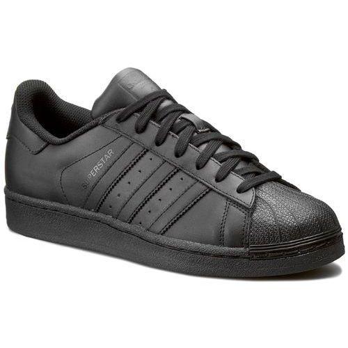 Buty adidas - Superstar Foundation AF5666 Cblack/Cblack/Cblack, w 4 rozmiarach