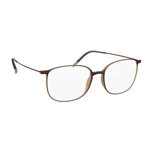 Okulary korekcyjne urban neo fullrim 2907 6240 marki Silhouette