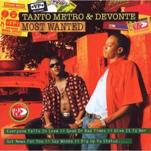 Tanto Metro & Devonte - Most Wanted (0054645183321)