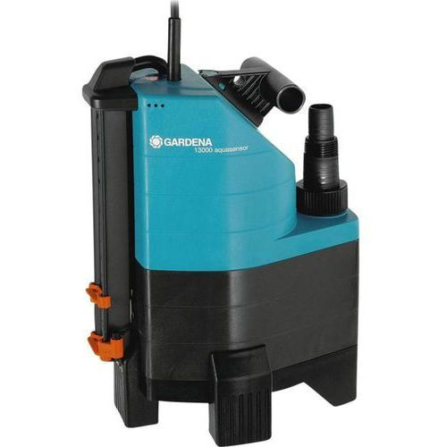 Pompa zanurzeniowa do brudnej wody GARDENA 1799-20, 680 W, 0.9 bar, 13000 l/h, 9 m, 1799-20