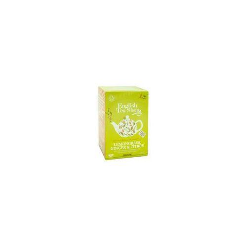 English tea shop Ets lemongrass ginger and citrus 20 saszetek