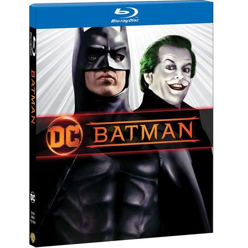 Batman (bd) kolekcja dc (płyta bluray) marki Tim burton