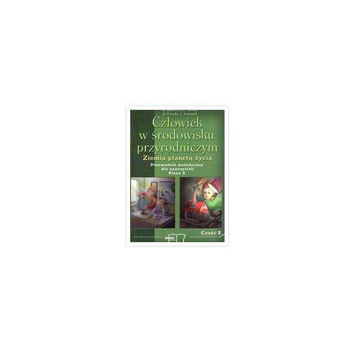 Człowiek w środowisku przyrodniczym 5 przewodnik metodyczny część 2 marki Mac edukacja