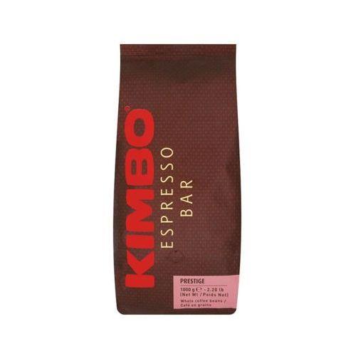 1kg prestige espresso bar włoska kawa ziarnista import marki Kimbo