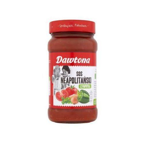 Sos neapolitański z papryką 550 g Dawtona (5901713004642)