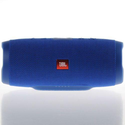 Jbl Przenośny głośnik bezprzewodowy charge 3 - niebieski