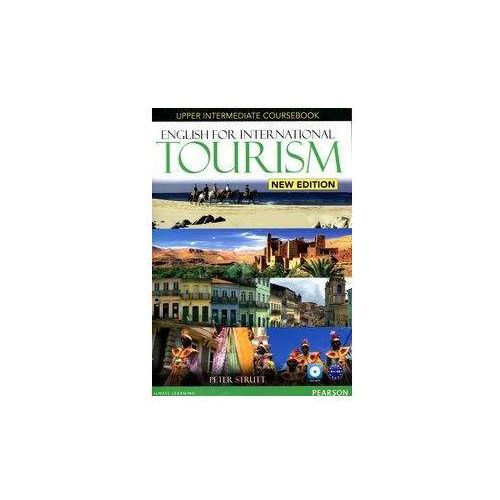 English for International Tourism New Edition Upp-Int SB +DVD - Peter Strutt