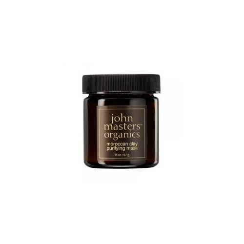 John masters organics , maseczka głęboko oczyszczająca, 57g
