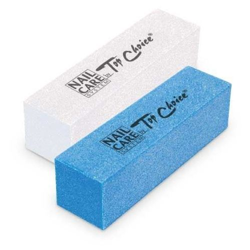 TOP CHOICE BLOK ŚCIERAJĄCY NR 70143 - produkt z kategorii- pilniki i polerki do paznokci