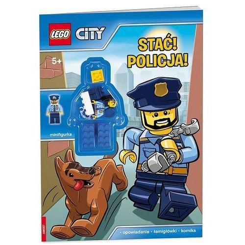 LEGO® CITY. STAĆ! POLICJA!