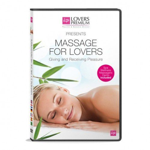 Film edukacyjny - MASAŻ - LoversPremium Massage for Lovers DVD (8717903271797)