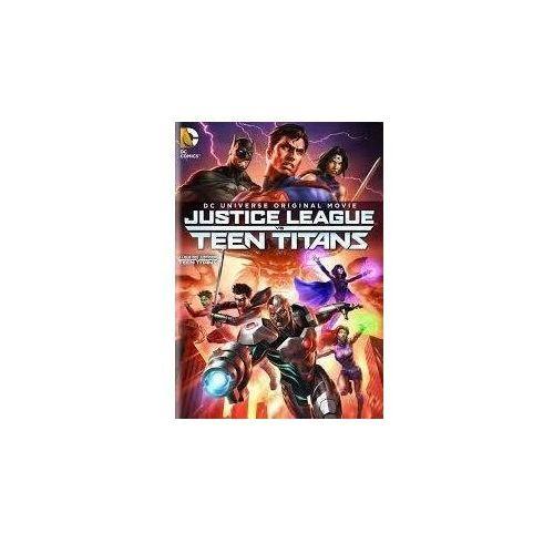 Liga sprawiedliwości kontra młodzi tytani (dvd) - marki Sam liu