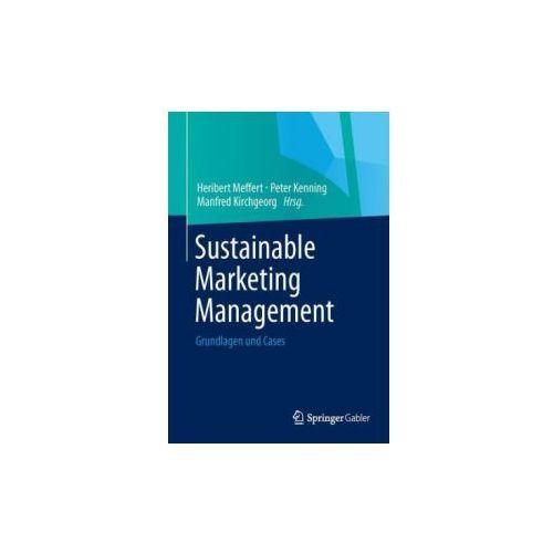 Sustainable Marketing Management Grundlagen Und Cases