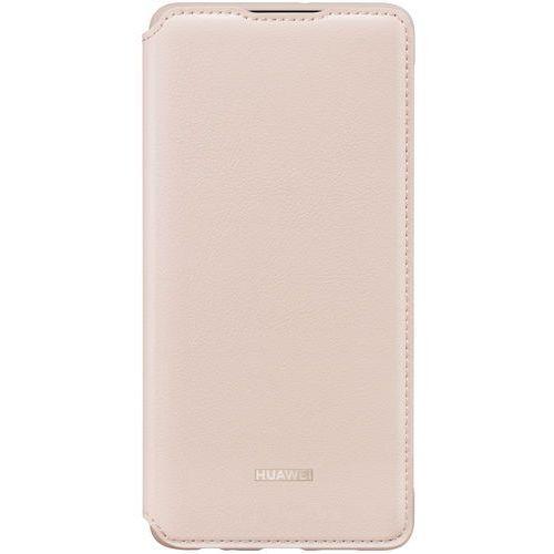 Huawei p30 pro pu wallet - pink
