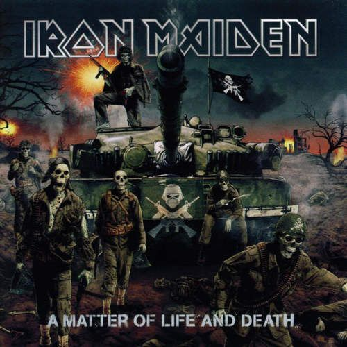 Emi music Iron maiden - a matter of life and death (cd+dvd) ltd 0094637232422 (0094637232422)