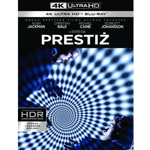 Prestiż (Blu-ray 4K ) - Christopher Nolan DARMOWA DOSTAWA KIOSK RUCHU