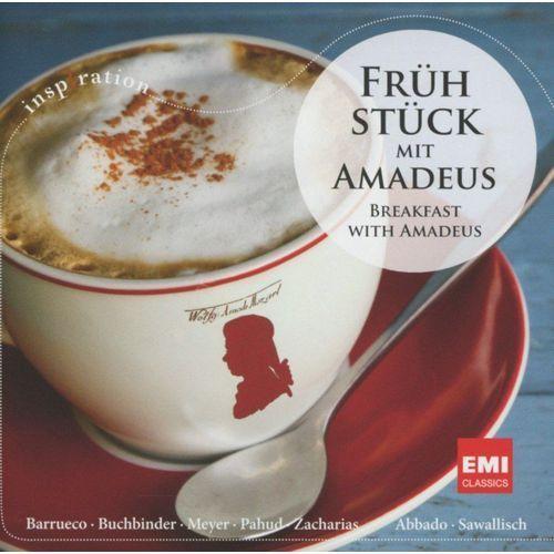 Empik.com Mozart: breakfast with amadeus (5099943362820)