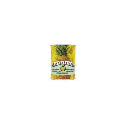 Ananas plastry Happy Frucht 565 g