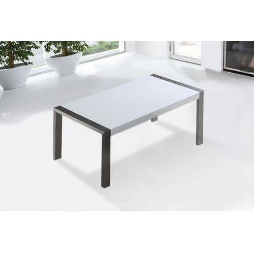 Beliani Luksusowy stół jadalniany ze stali nierdzewnej 180cm – stół arctic i