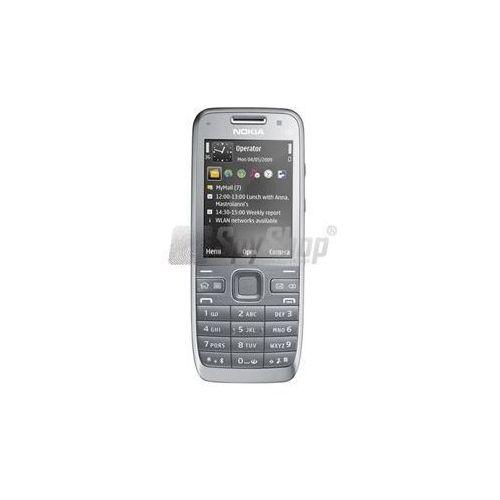 Klasyczna Nokia E52 z oprogramowaniem szpiegującym SpyPhone Scout