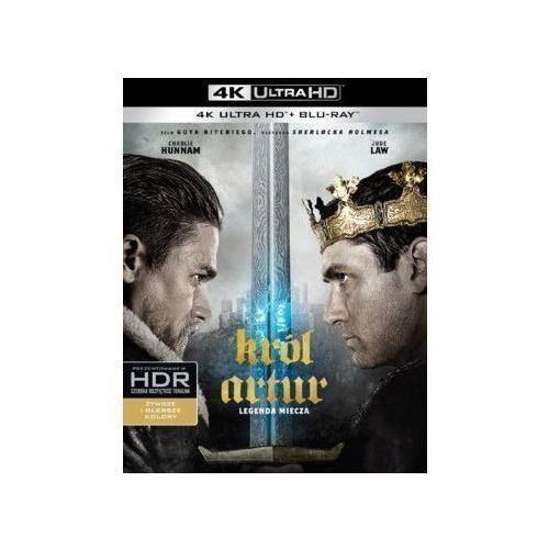 Król Artur: Legenda miecza 4K (Blu-ray) - Guy Ritchie (7321999347260)