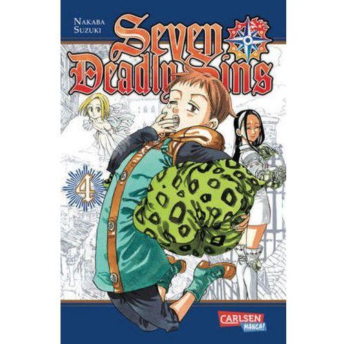 Seven Deadly Sins. Bd.4