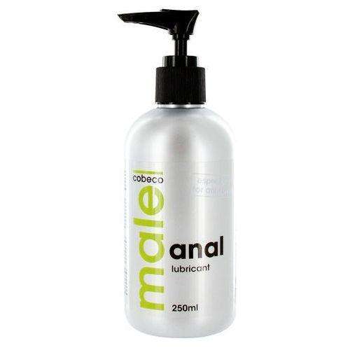 Analny środek nawilżający - Male Anal Lubricant 250 ml, 08 3100004141