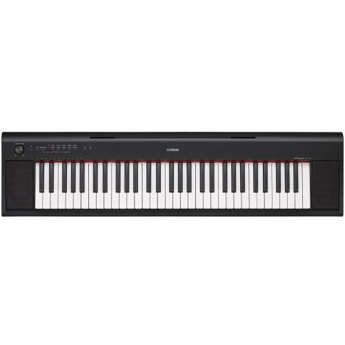 Yamaha NP 12 B pianino cyfrowe, kolor czarny