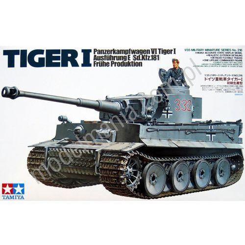 TAMIYA German Tiger I Early Production - Tamiya