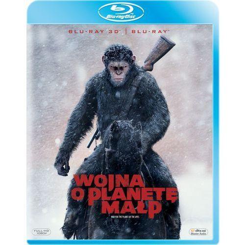 Wojna o planetę małp (2d+3d) (blu-ray) - matt reeves. darmowa dostawa do kiosku ruchu od 24,99zł marki Imperial cinepix