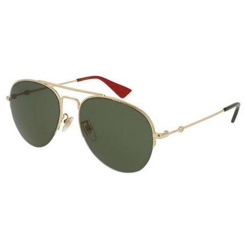 Okulary Słoneczne Gucci GG0107S 004
