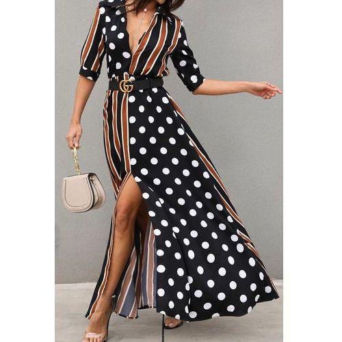 Sukienka KELSEY, kolor wielokolorowy