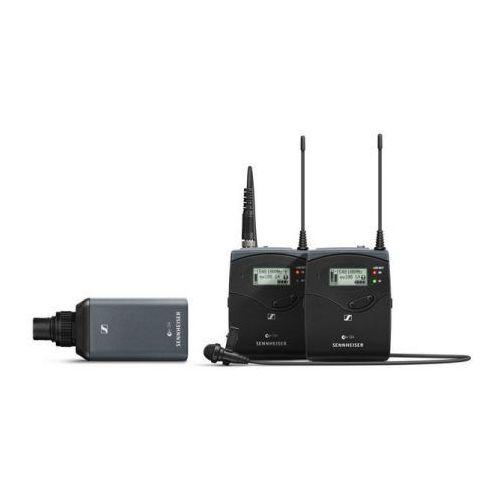Sennheiser ew 100 eng g4 zestaw bezprzewodowy do kamer, pasmo b (626-668 mhz)