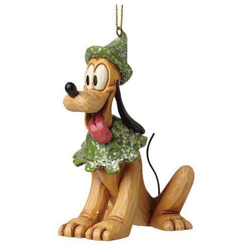 Jim shore Zawieszka pies pluto sugar coated pluto hanging ornament a28241 figurka ozdoba świąteczna