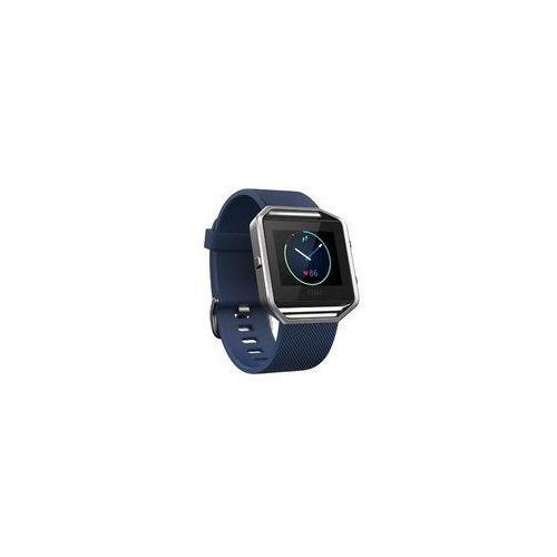 Fitbit blaze niebieski/srebrny (blue/silver) (s)