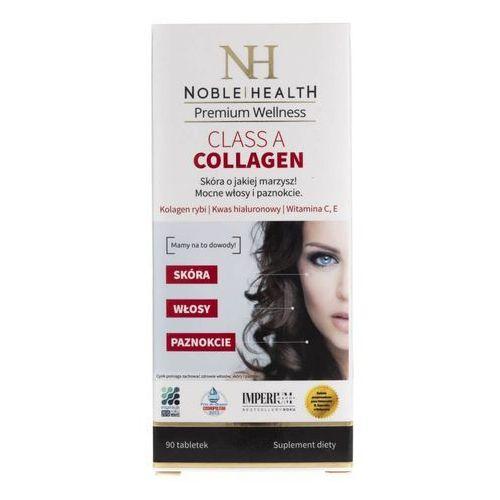 Noble Health Class A Collagen Kolagen Morski w tabletkach - 90 tabletek (5902559609301)