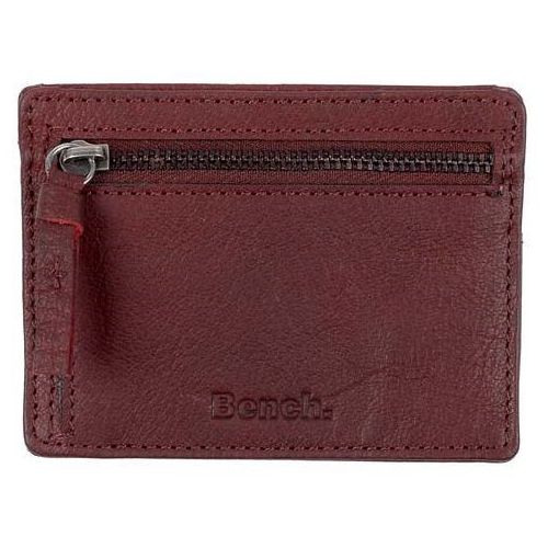 portfel BENCH - Leather Card & Coin Holder Buffalo Brown Tan (BR11357) rozmiar: OS