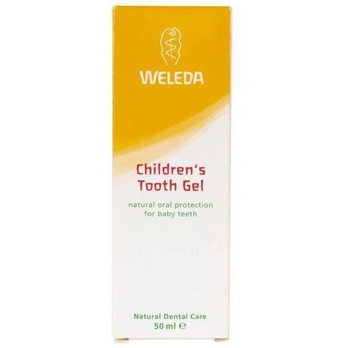 Żel do zębów dla dzieci z nagietkiem, 87A0-6401F