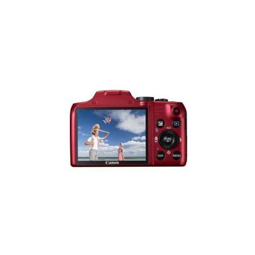 Aparat Canon PowerShot SX170 z zoomem optycznym [16x]