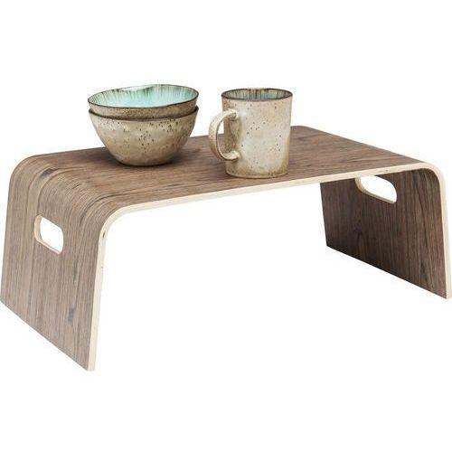 KARE Design:: Stolik Swing mały orzechowy - prostokątny