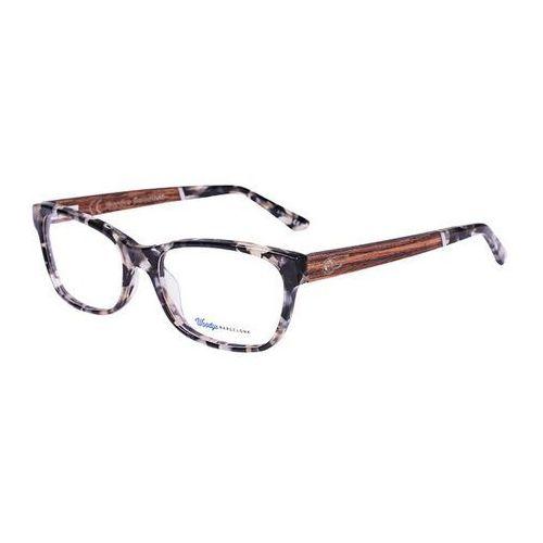 Woodys barcelona Okulary korekcyjne burano 01